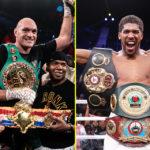 Tyson Fury vs Anthony Joshua: Floyd Mayweather sends warning to British boxers