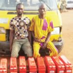 Police nab telecom mast vandals in Ogun