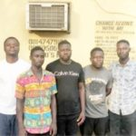 7 Ghanaians Arrested In Lagos For Drug Trafficking