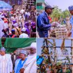 President Buhari In Kebbi For Argungu Fishing Festival 2020 (PHOTOS & VIDEO)
