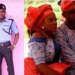 Policeman Commits Suicide After Killing His Wife Over Infidelity In Ondo (Graphic Photos)