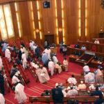 Senators To Donate Half Salaries To Fight Coronavirus In Nigeria