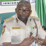 Just In: Nigeria's Immigration Boss Contracts Coronavirus