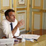 Macron on EU's 'moment of truth', China revises figures upwards