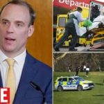 PM 'waved in thanks to NHS staff' as Scotland death toll rises