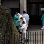 Spain's coronavirus death toll rises by 674 to 12,418