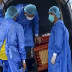 Spain reports 551 new virus deaths as toll tops 19,000