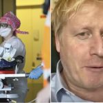 France deaths top 10,000, while Johnson has second night in intensive care