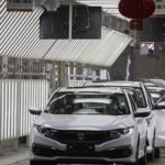 Coronavirus: China's economy shrinks by 6.8% in worst downturn since 1970s
