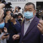 US, UK slam arrests of prominent Hong Kong democracy activists