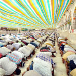 Epidemics, war have impacted Muslim worship throughout history