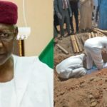 PHOTOS: Abba Kyari buried in Abuja