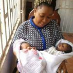 40-year-old Woman Gives Birth To Twins After Years Of Childlessness (Photos)