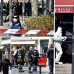 Two killed in knife attack at French town under coronavirus lockdown (PHOTOS)