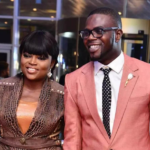 Photos Of Funke Akindele And Husband In Court Today
