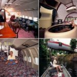 PHOTOS: See How A Woman Turned An Abandoned Plane Into Her Dream Home With A Lounge And More