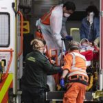 Another 708 people have died after contracting coronavirus, taking the UK death toll to 4,313.