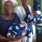 Woman, 68, gives birth to twins after 46 years of trying to have children