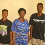 Mother And Son Apprehended While Trying To Sell 4-Year-Old Boy For N300k