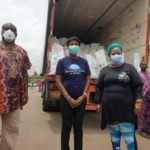 COVID-19: Oyakhilome Foundation supports Lagos Govt with food items