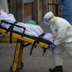 Spain's overnight coronavirus death toll at 567