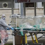 Europe's coronavirus death toll tops 30,000