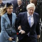British Prime Minister, Boris Johnson Welcomes Baby After Surviving Coronavirus