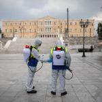 Coronavirus: Greece extends lockdown to 27 April
