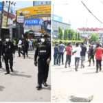 Lockdown: Police bar traders from Computer Village (PHOTOS)