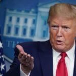 Trump vows immigration ban as US protestors demand lockdown end