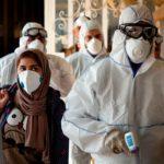 Iran warns of 'rising trend' as virus cases top 100,000