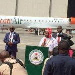 Ibom Air 4th Aircraft Unveiled By Governor Udom (PHOTOS)