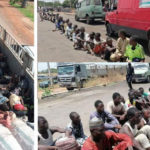 150 Travellers And Almajiri Children Intercepted In Kaduna By Security Operatives