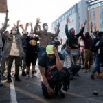 George Floyd killing: Protests and clashes across US despite police murder charge