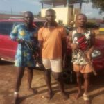 Three snatch SUV in Anambra