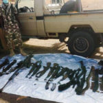 Troops eliminate 35 terrorists in Borno -DHQ