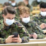 Swiss soldiers fight COVID-19 armed with Bluetooth app