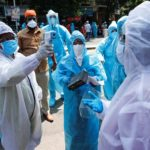 Hospitals overwhelmed as coronavirus cases explode in India