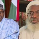 Sheik Gumi Sends 'Strong Warning' To President Buhari Over Coronavirus Lockdown