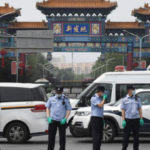 China reports highest number of new Covid-19 cases in two months