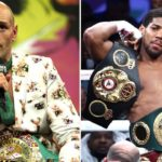 Joshua, Fury confirm 'financial agreement' for two world-title fights