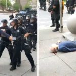 Video shows police in Buffalo, New York, shoving elderly man to ground (photos & video)