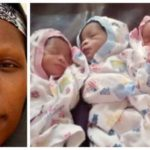 34-year-old mother of 13 gives birth to a set of quadruplets in Kaduna (photos)