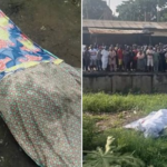 Photos: Body Of 17-year-old Girl Swept Away By Lagos Flood Has Been Found