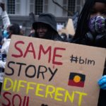 Thousands protest Indigenous Australians' death in police custody