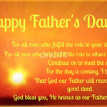 Happy Father's Day To All Men