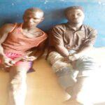 Two traffic robbers nabbed on Lagos-Ibadan Expressway