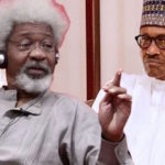 """This President Is Not In Charge Of This Nation"" – Soyinka Slams Buhari"
