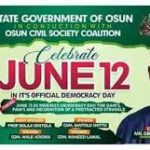 Recognition of June 12 as Democracy Day, a tribute to courage – Oyetola