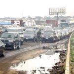 Motorists lament barricades, gridlock on Lagos-Ibadan Expressway